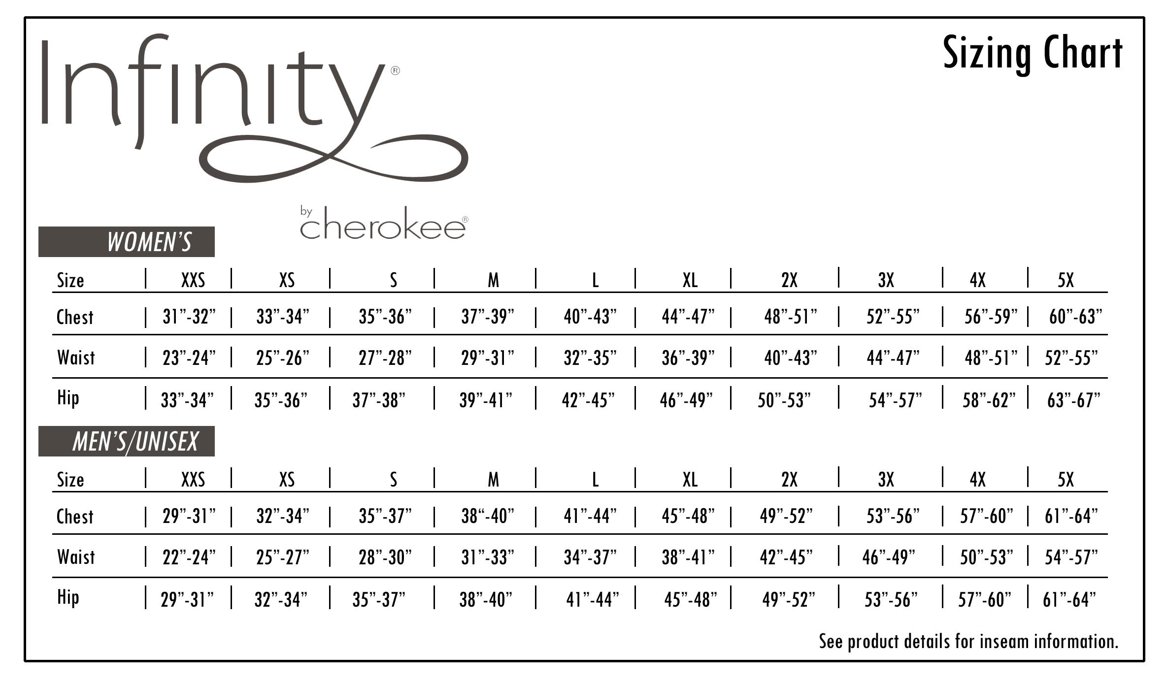 Cherokee Infinity Knit Panel Zip-Up Jacket - 2391A